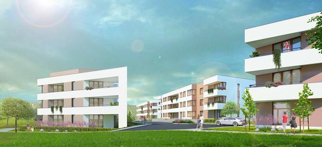Morizon WP ogłoszenia | Mieszkanie w inwestycji Krygowskiego II, Kraków, 51 m² | 0625