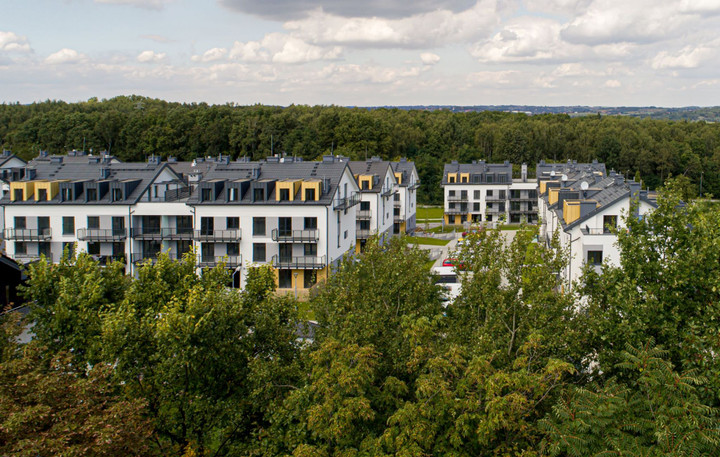 Morizon WP ogłoszenia | Nowa inwestycja - Park Leśny Bronowice, Kraków Bronowice, 36-90 m² | 7854