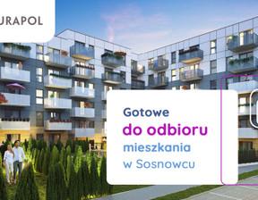 Mieszkanie w inwestycji Murapol Apartamenty Na Wzgórzu, Sosnowiec, 39 m²