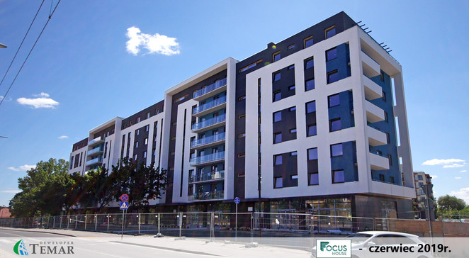 Morizon WP ogłoszenia | Mieszkanie w inwestycji FOCUS House, Wrocław, 77 m² | 2097