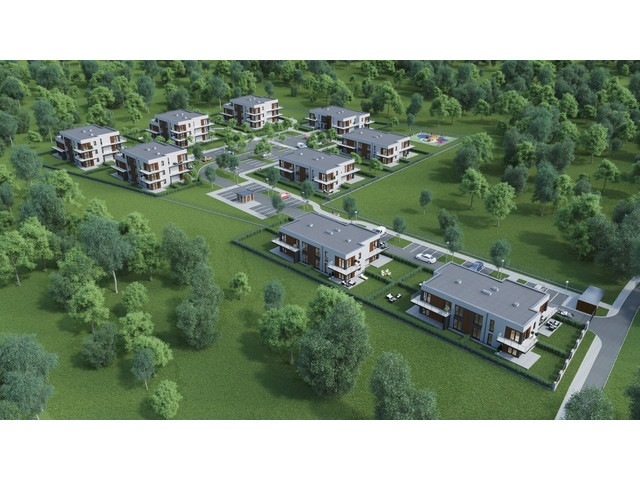 Morizon WP ogłoszenia | Mieszkanie w inwestycji Nałęczowskie Wzgórze, Nałęczów, 56 m² | 8851
