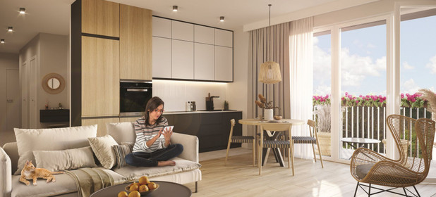 Mieszkanie na sprzedaż 45 m² Warszawa Ursus ul. Posag 7 Panien - zdjęcie 4