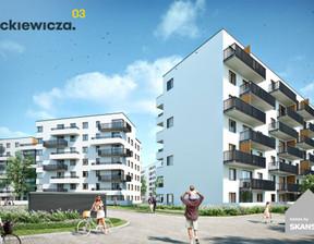 Mieszkanie w inwestycji Mickiewicza 4, Warszawa, 57 m²