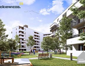 Mieszkanie w inwestycji Mickiewicza 4, Warszawa, 29 m²