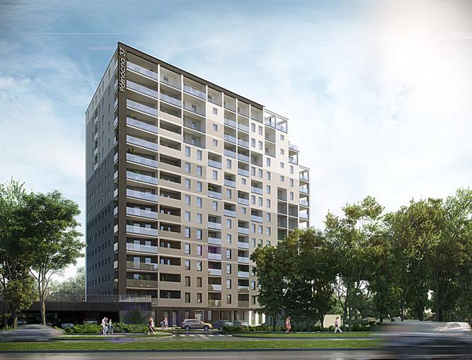 Morizon WP ogłoszenia   Nowa inwestycja - Apartamenty Północna, Lublin Czechów, 88-97 m²   7959
