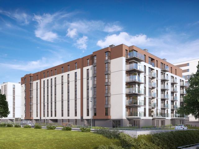Morizon WP ogłoszenia | Mieszkanie w inwestycji Nowa 5 Dzielnica, Kraków, 45 m² | 8179