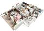 Morizon WP ogłoszenia | Mieszkanie w inwestycji Osiedle Brwinów Platinum Park, Brwinów, 48 m² | 2464