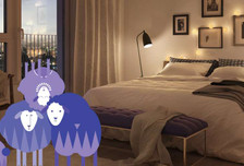 Mieszkanie w inwestycji Park Skandynawia, Warszawa, 56 m²