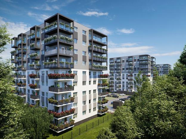 Morizon WP ogłoszenia | Mieszkanie w inwestycji Atrium Radogoszcz, Łódź, 35 m² | 2296