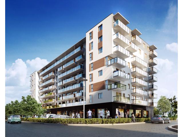 Morizon WP ogłoszenia | Mieszkanie w inwestycji Forum Wola, Warszawa, 56 m² | 5062