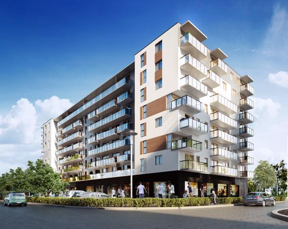 Morizon WP ogłoszenia | Mieszkanie w inwestycji Forum Wola, Warszawa, 65 m² | 6458