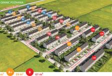 Mieszkanie w inwestycji Osiedle Husarskie, Kruszewnia, 61 m²