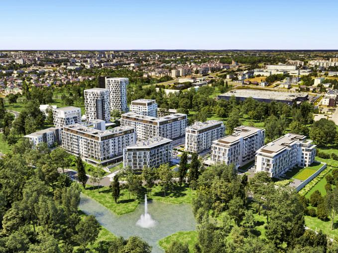 Morizon WP ogłoszenia   Nowa inwestycja - Dzielnica Parkowa, Rzeszów Słocina, 30-460 m²   7257