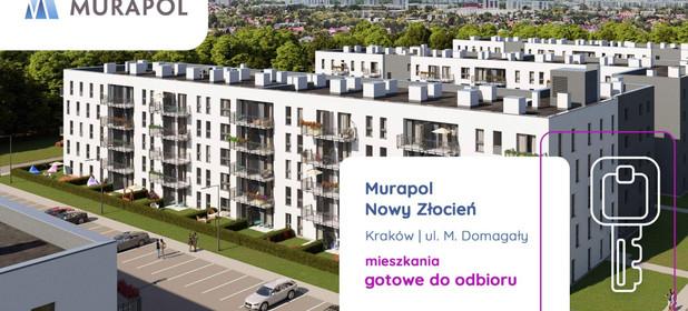 Mieszkanie na sprzedaż 37 m² Kraków Bieżanów-Prokocim ul. Domagały - zdjęcie 2