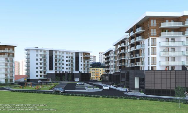 Mieszkanie na sprzedaż <span>Olsztyn, Nagórki, ul. Krasickiego / Barcza</span>