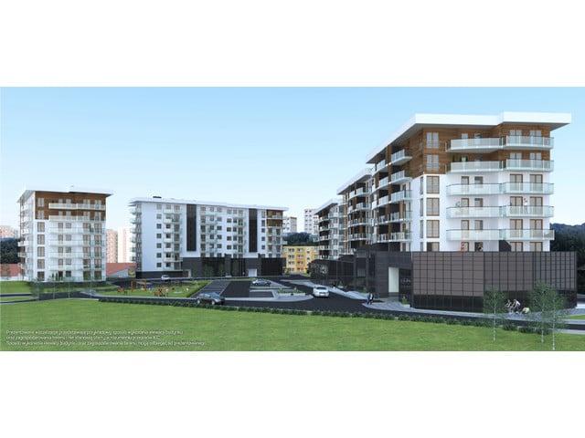 Morizon WP ogłoszenia | Mieszkanie w inwestycji City Park II etap, Olsztyn, 71 m² | 1776