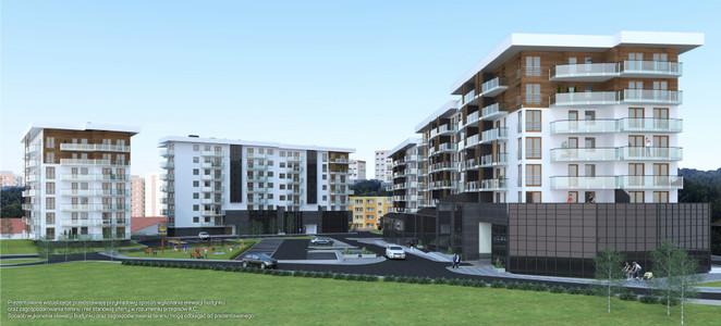Morizon WP ogłoszenia | Mieszkanie w inwestycji City Park II etap, Olsztyn, 70 m² | 4239