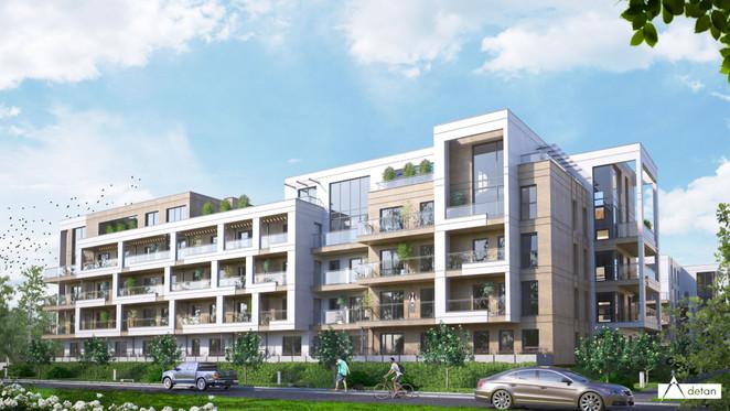 Morizon WP ogłoszenia | Mieszkanie w inwestycji Permska, Kielce, 84 m² | 2176