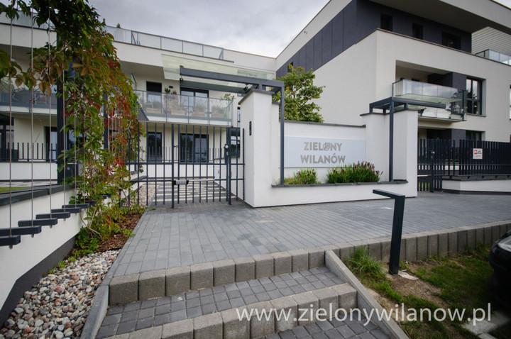 Morizon WP ogłoszenia | Nowa inwestycja - Zielony Wilanów, Warszawa Wilanów, 45-73 m² | 7368