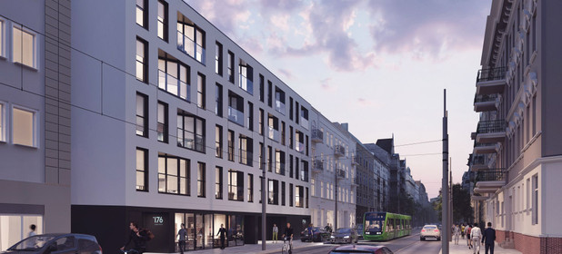Mieszkanie na sprzedaż 33 m² Poznań Wilda ul. 28 Czerwca 1956r. nr 176 - zdjęcie 1