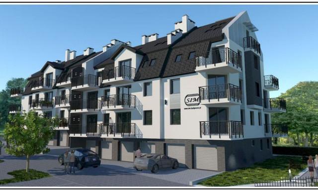 Mieszkanie na sprzedaż <span>Bydgoszcz, Czyżkówko, ul. Łobżenicka</span>