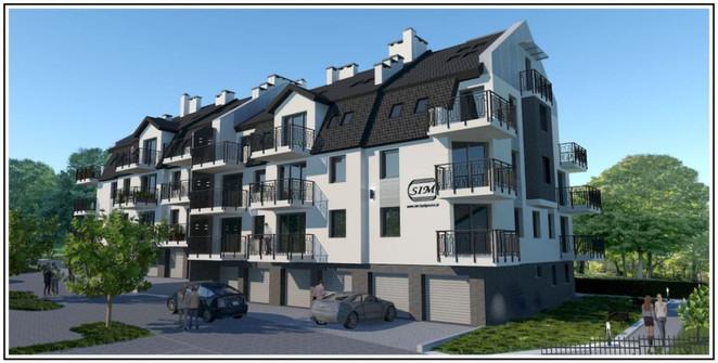 Morizon WP ogłoszenia | Mieszkanie w inwestycji Apartamenty nad Brdą Z3, Bydgoszcz, 66 m² | 7767