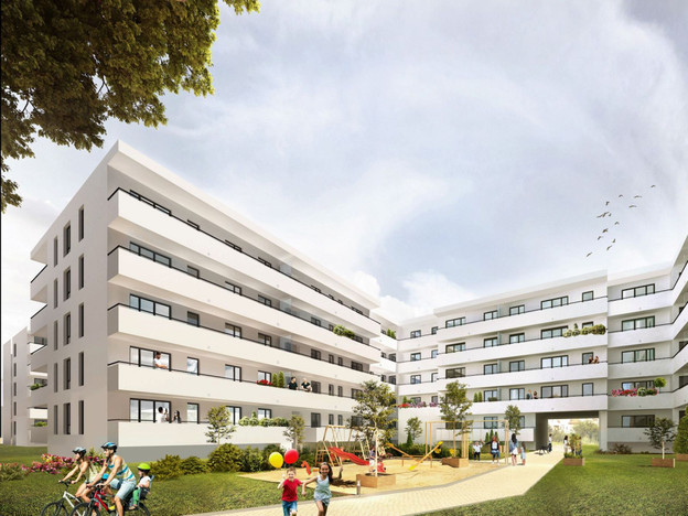 Morizon WP ogłoszenia | Mieszkanie w inwestycji Ząbki ul. Miła, Ząbki, 65 m² | 2449