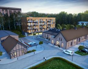 Biurowiec w inwestycji Apartamenty & Lofty Dragonów, Olsztyn, 127 m²