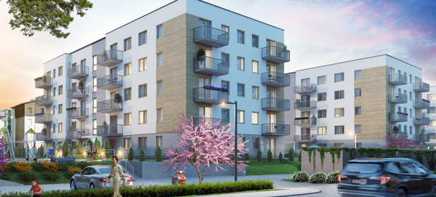 Mieszkanie na sprzedaż 39 m² wejherowski Rumia ul. Błoń Janowskich - zdjęcie 3