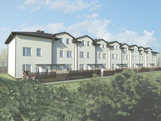 Morizon WP ogłoszenia | Mieszkanie w inwestycji Przy Kościuszki, Marki, 54 m² | 8729