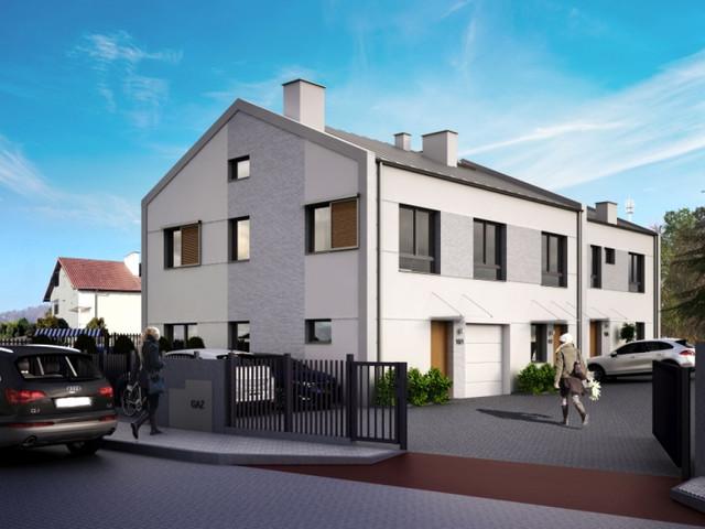 Morizon WP ogłoszenia | Dom w inwestycji Redłowski Zakątek, Gdynia, 142 m² | 7248
