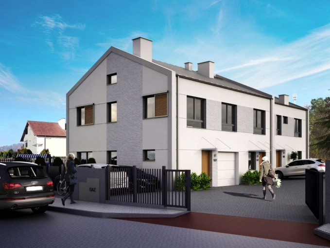 Morizon WP ogłoszenia | Nowa inwestycja - Redłowski Zakątek, Gdynia Mały Kack, 65-142 m² | 8465