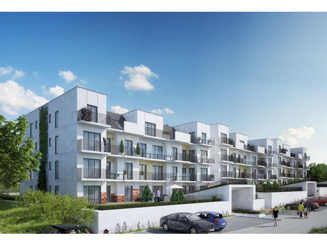 Morizon WP ogłoszenia | Mieszkanie w inwestycji Stawowa Przystań, Kraków, 55 m² | 7744