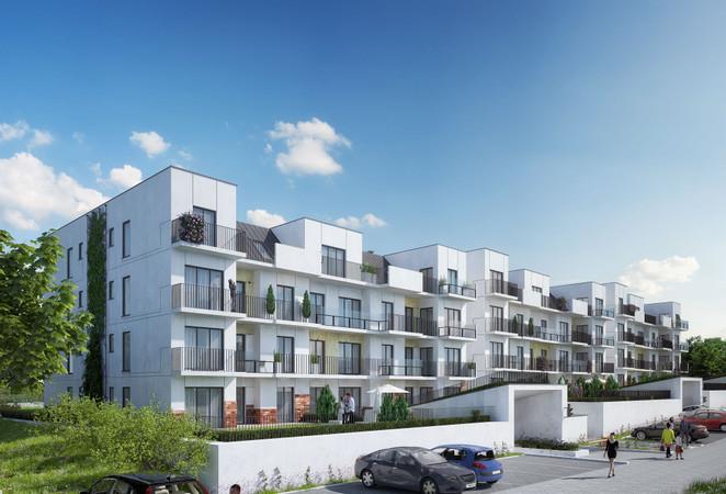 Morizon WP ogłoszenia | Mieszkanie w inwestycji Stawowa Przystań, Kraków, 46 m² | 7804