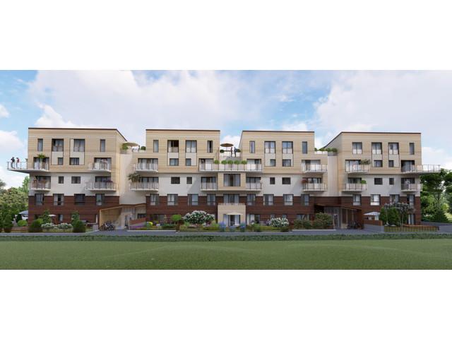 Morizon WP ogłoszenia | Mieszkanie w inwestycji Park Żerniki, Wrocław, 98 m² | 9220