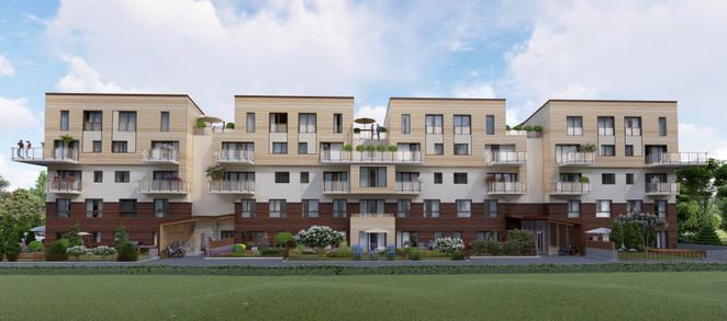 Morizon WP ogłoszenia | Mieszkanie w inwestycji Park Żerniki, Wrocław, 43 m² | 9295