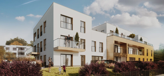 Morizon WP ogłoszenia | Mieszkanie w inwestycji Sadyba Słoneczny Sad, Józefosław, 133 m² | 7110