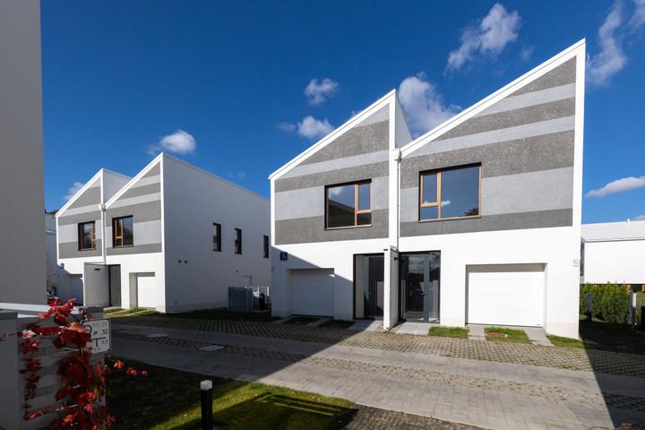 Morizon WP ogłoszenia | Nowa inwestycja - Modern House, Warszawa Dąbrówka, 101-132 m² | 8520