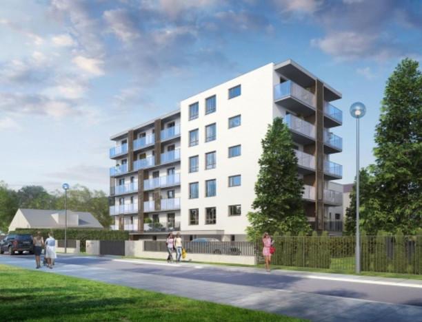Morizon WP ogłoszenia | Mieszkanie w inwestycji Apartamenty Turystyczna, Kraków, 34 m² | 7838
