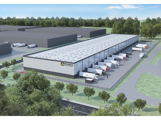 Morizon WP ogłoszenia   Komercyjne w inwestycji Waimea Małe Moduły Produkcyjno Magazy..., Bydgoszcz, 566 m²   7786