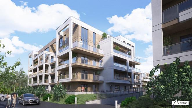 Morizon WP ogłoszenia | Mieszkanie w inwestycji Permska IV etap, Kielce, 86 m² | 3801