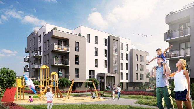 Morizon WP ogłoszenia | Mieszkanie w inwestycji Złota Reneta, Gdańsk, 65 m² | 7148