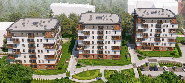 Mieszkanie na sprzedaż 52 m² Gliwice Śródmieście ul. Górnych Wałów 23 - zdjęcie 2