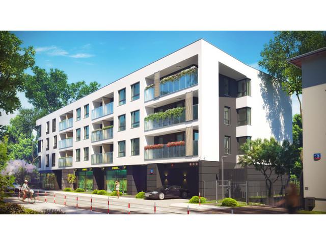 Morizon WP ogłoszenia | Mieszkanie w inwestycji Praga Verde, Warszawa, 77 m² | 4047