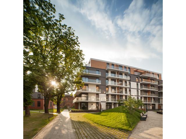 Morizon WP ogłoszenia | Mieszkanie w inwestycji TRIOKraków, Kraków, 69 m² | 7269