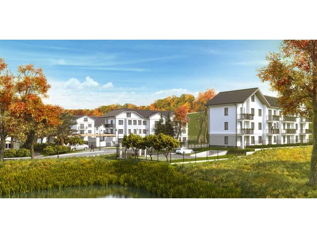 Morizon WP ogłoszenia   Mieszkanie w inwestycji Apartamenty Ogrodowa, Gdańsk, 60 m²   6001