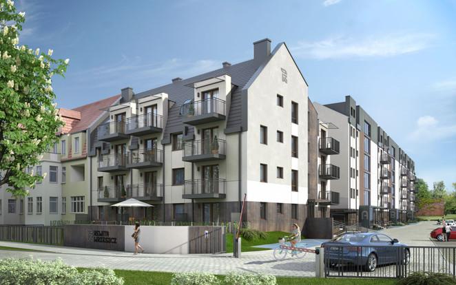 Morizon WP ogłoszenia | Mieszkanie w inwestycji Rewita Wrzeszcz, Gdańsk, 34 m² | 6376