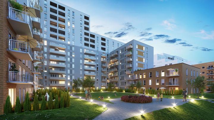 Morizon WP ogłoszenia | Nowa inwestycja - Murapol Dębowe Tarasy, Katowice Dąb, 28-60 m² | 8589