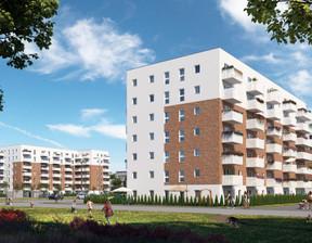 Mieszkanie w inwestycji Murapol Nowa Przędzalnia, Łódź, 40 m²