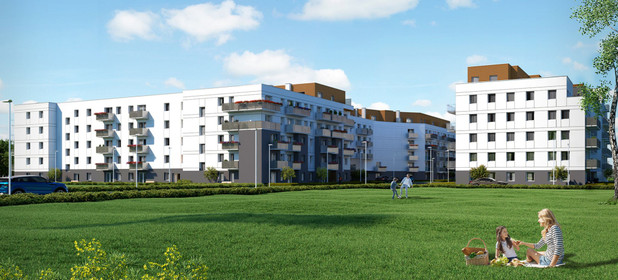 Mieszkanie na sprzedaż 43 m² Poznań Chartowo ul. Dymka - zdjęcie 4